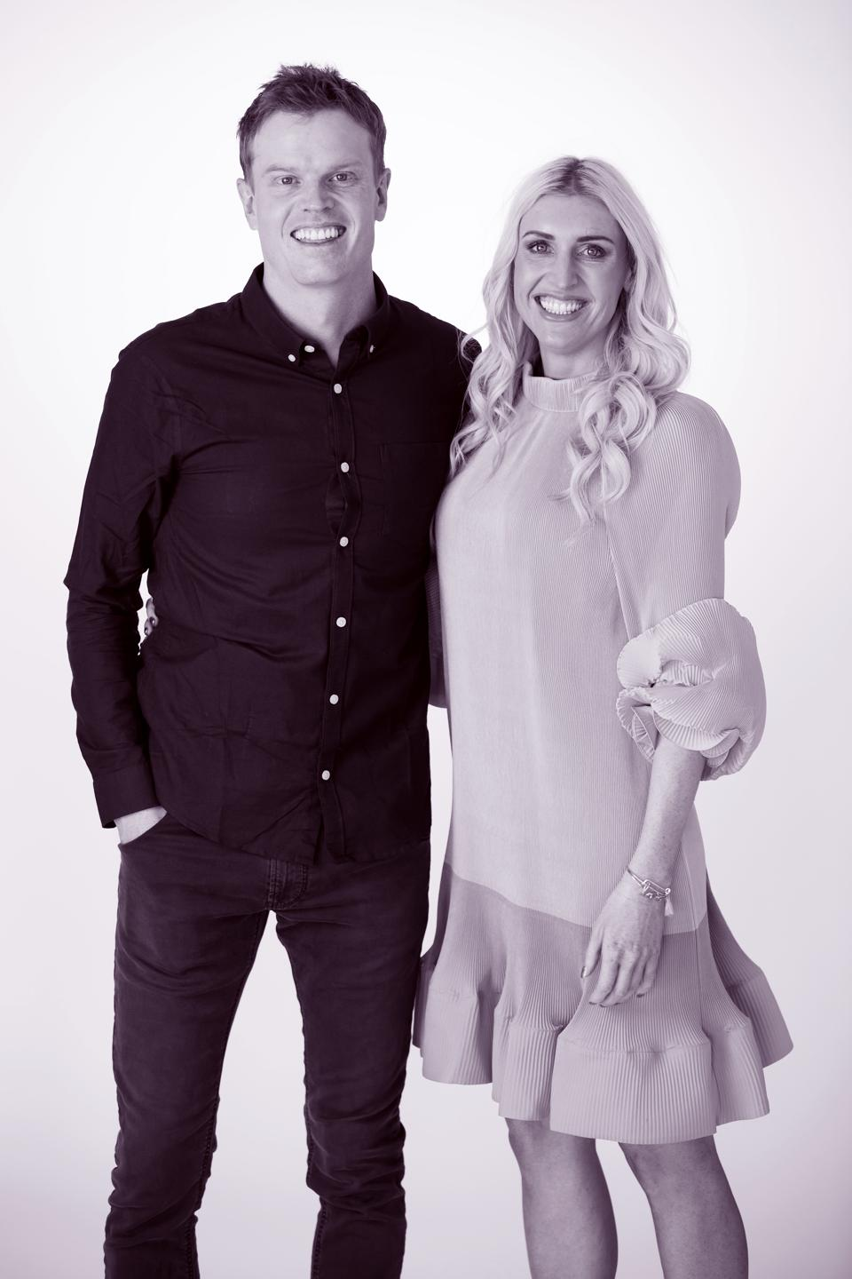 Nick and Anna Mowbray, the sibling cofounders of Zuru toys.