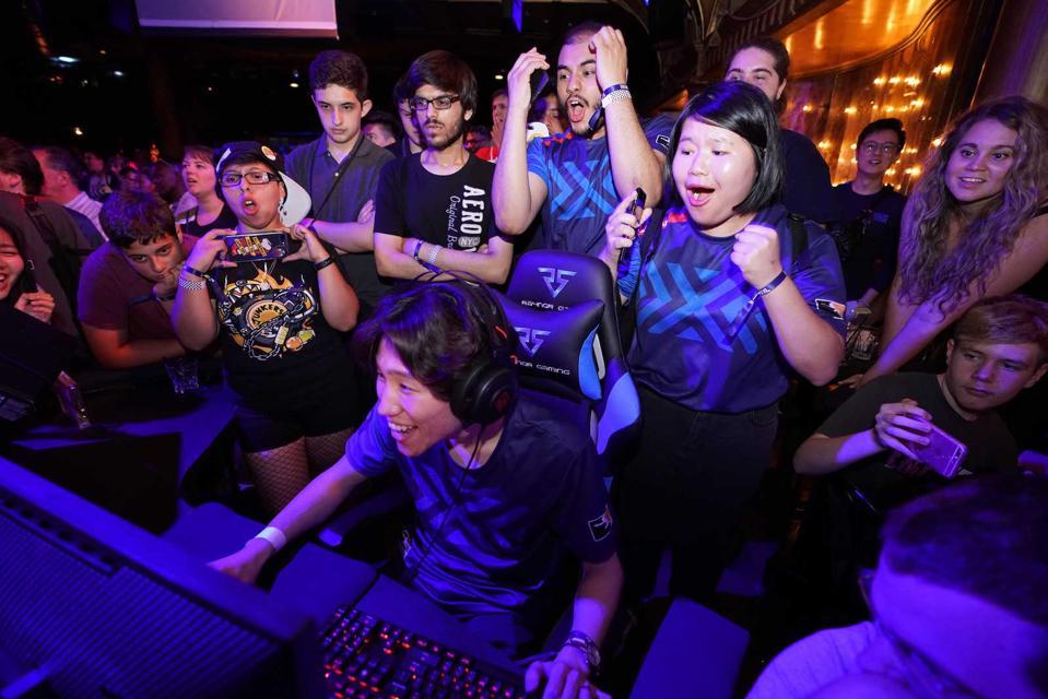 NYXL fans