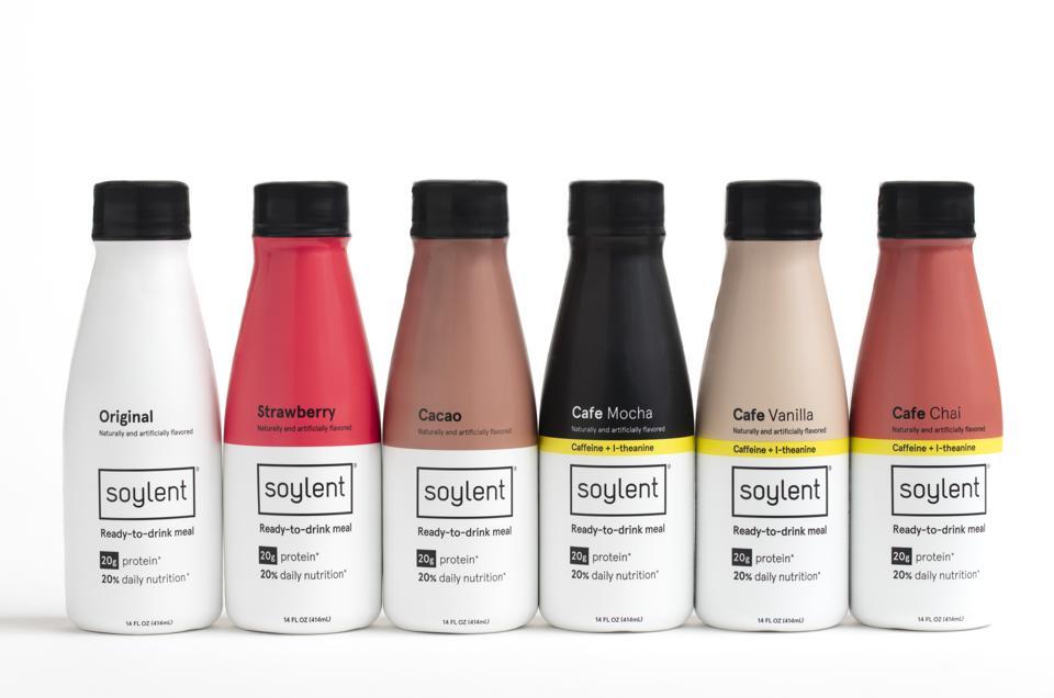 Soylent flavors