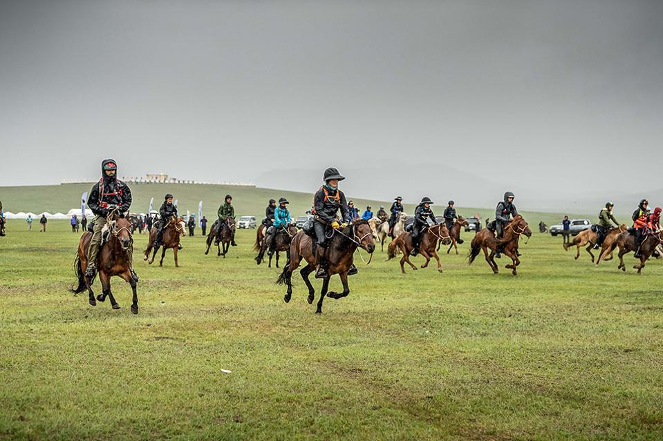 Mongolsk Derby 2019