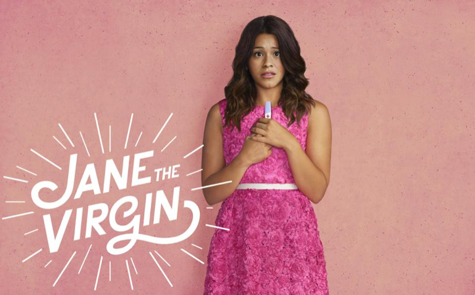 Gina Rodriguez from ″Jane the Virgin″