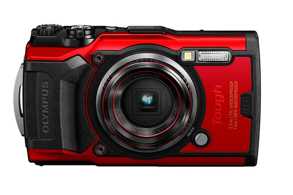 The TG-6 is the latest ″Tough″ camera from Olympus