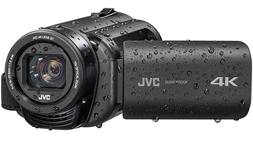 JVC GZ-RY980H Quad Proof camcorder