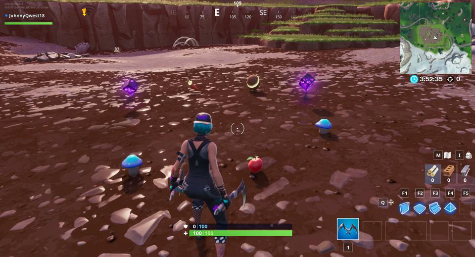 'Fortnite' Just Accidentally Blew Up Something On The Map ...