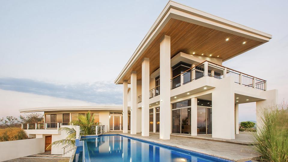 Hilltop Villa