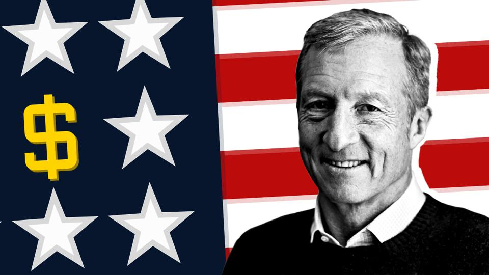 Tom Steyer net worth