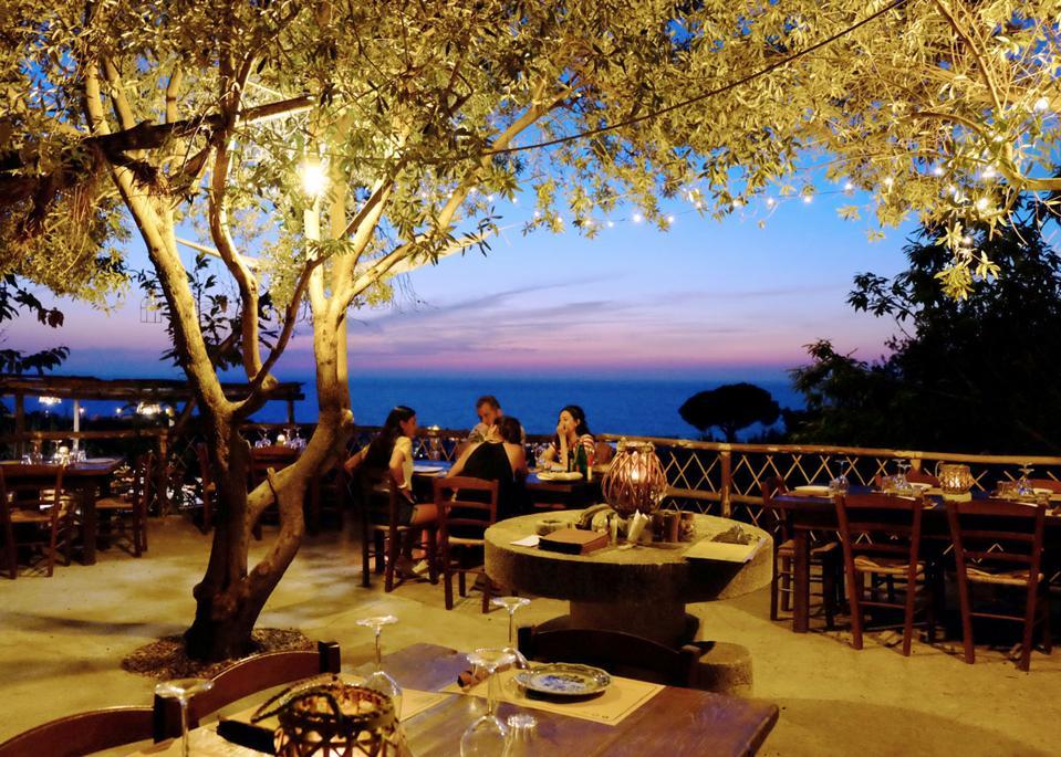 Best Restaurants In Ischia