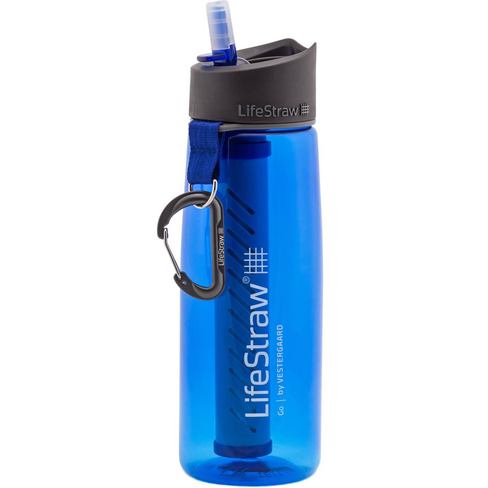 LifeStraw Go Water Bottle With 2-Stage Filter