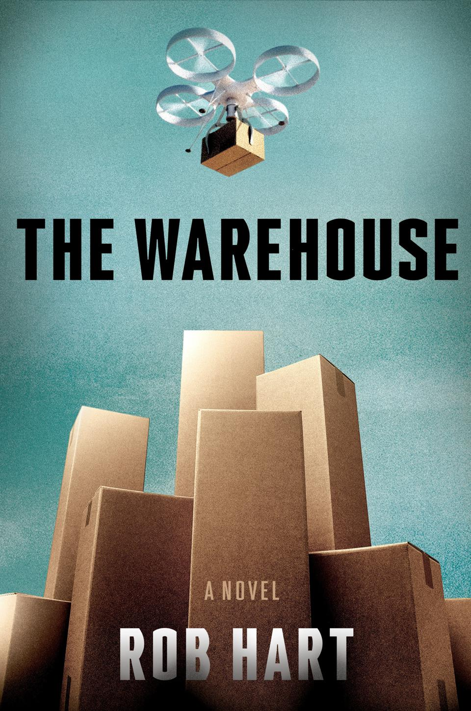 the warehouse thriller rob hart