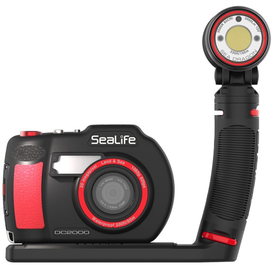SeaLife DC2000 Pro 3000 kit