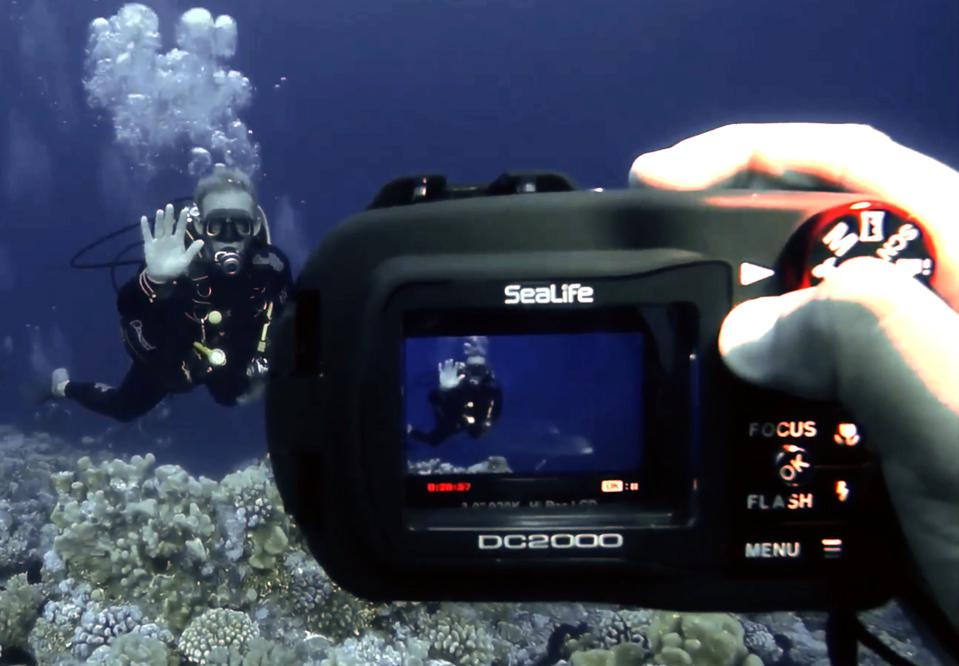 Ready to capture some great underwater video?