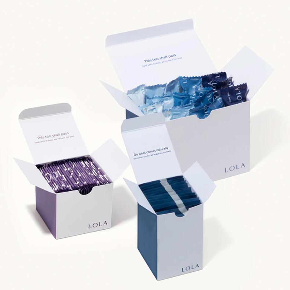 LOLA Period Essentials Kit