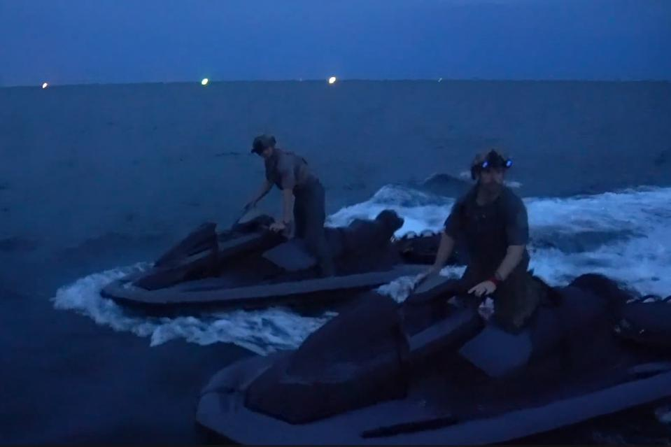 US Special Forces Participate in Exercise Tempest Wind 2019, Thailand.