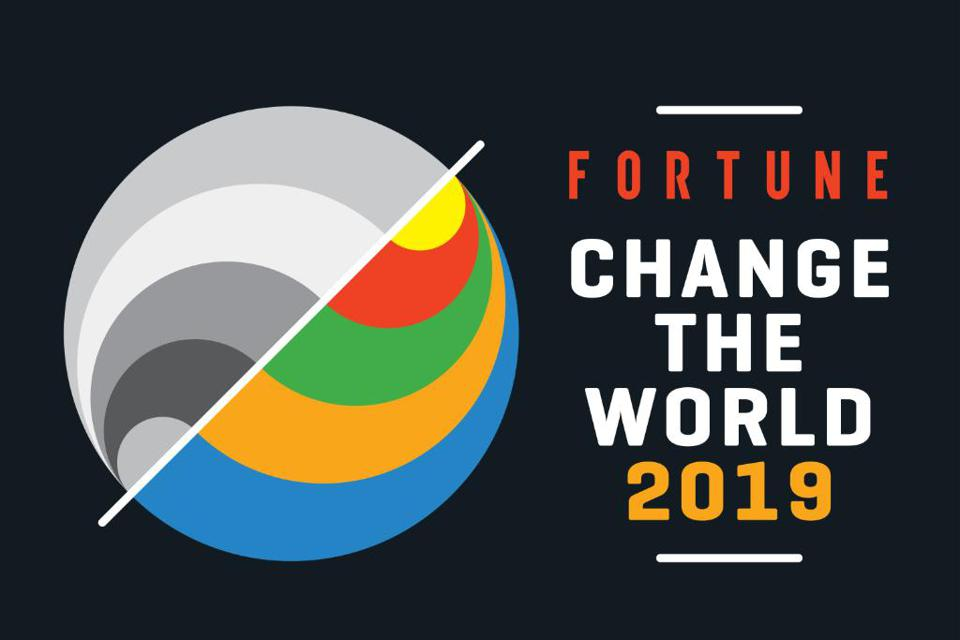 Fortune Change the World 2019 graphic