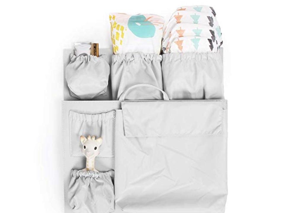grey organizer