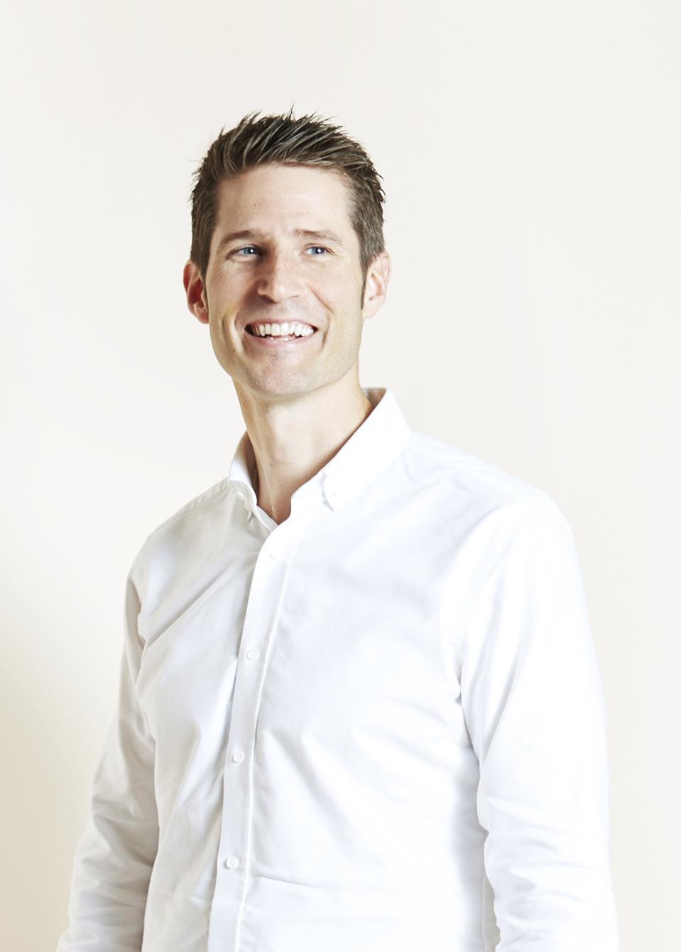 James Reinhart, CEO and cofounder of ThredUp