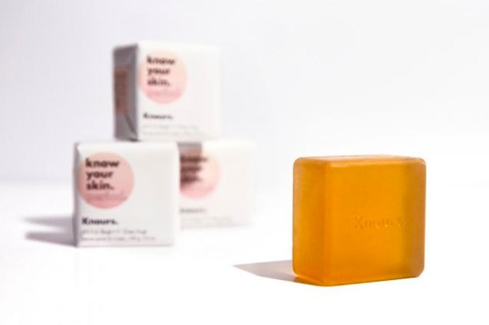 Knours. D-5 Calming Facial Soap