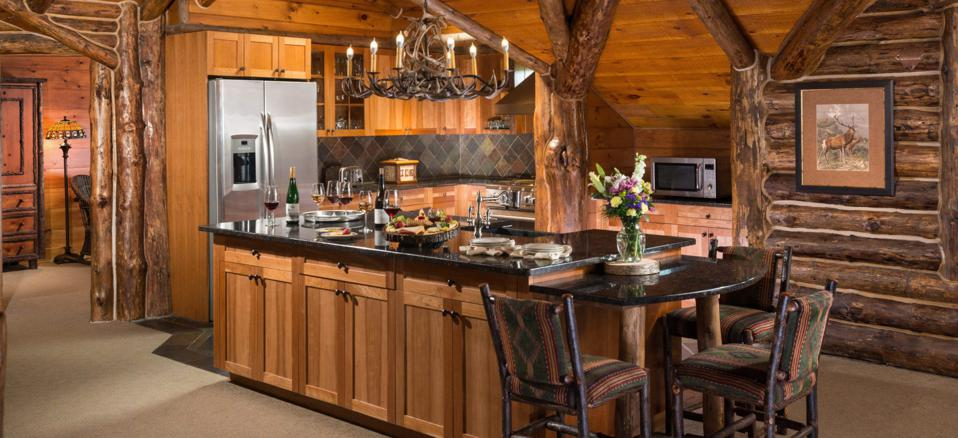 Whiteface Lodge is an all-suite, opulent vacation destination.