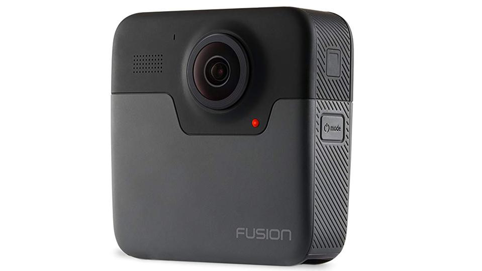 The GoPro Fusion.