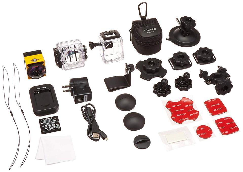 Kodak PixPro SP350 Action Cam
