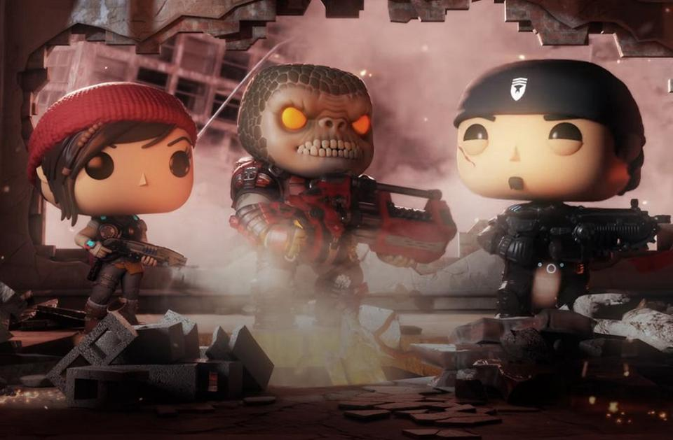 A New 'Gears Of War' Game Launches Tomorrow, But It's Not What You Expect