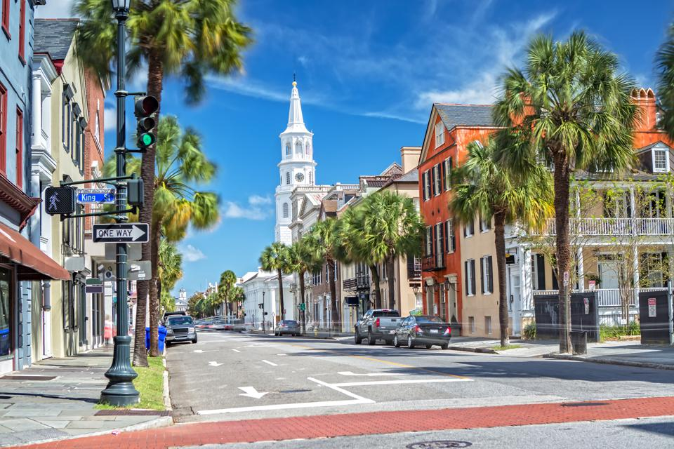 The Best Hotels In Charleston