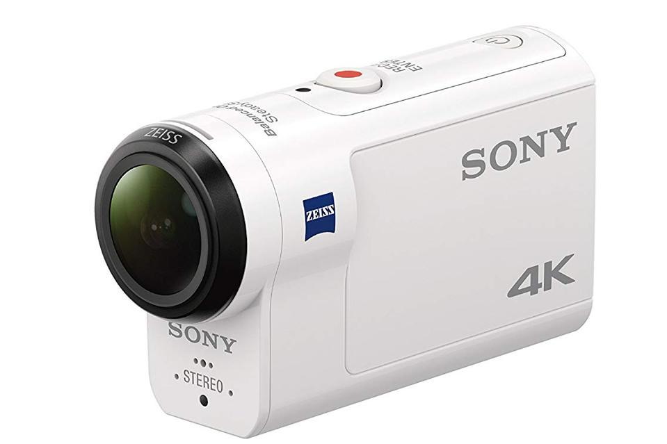 Sony FDRX3000 4K action camera
