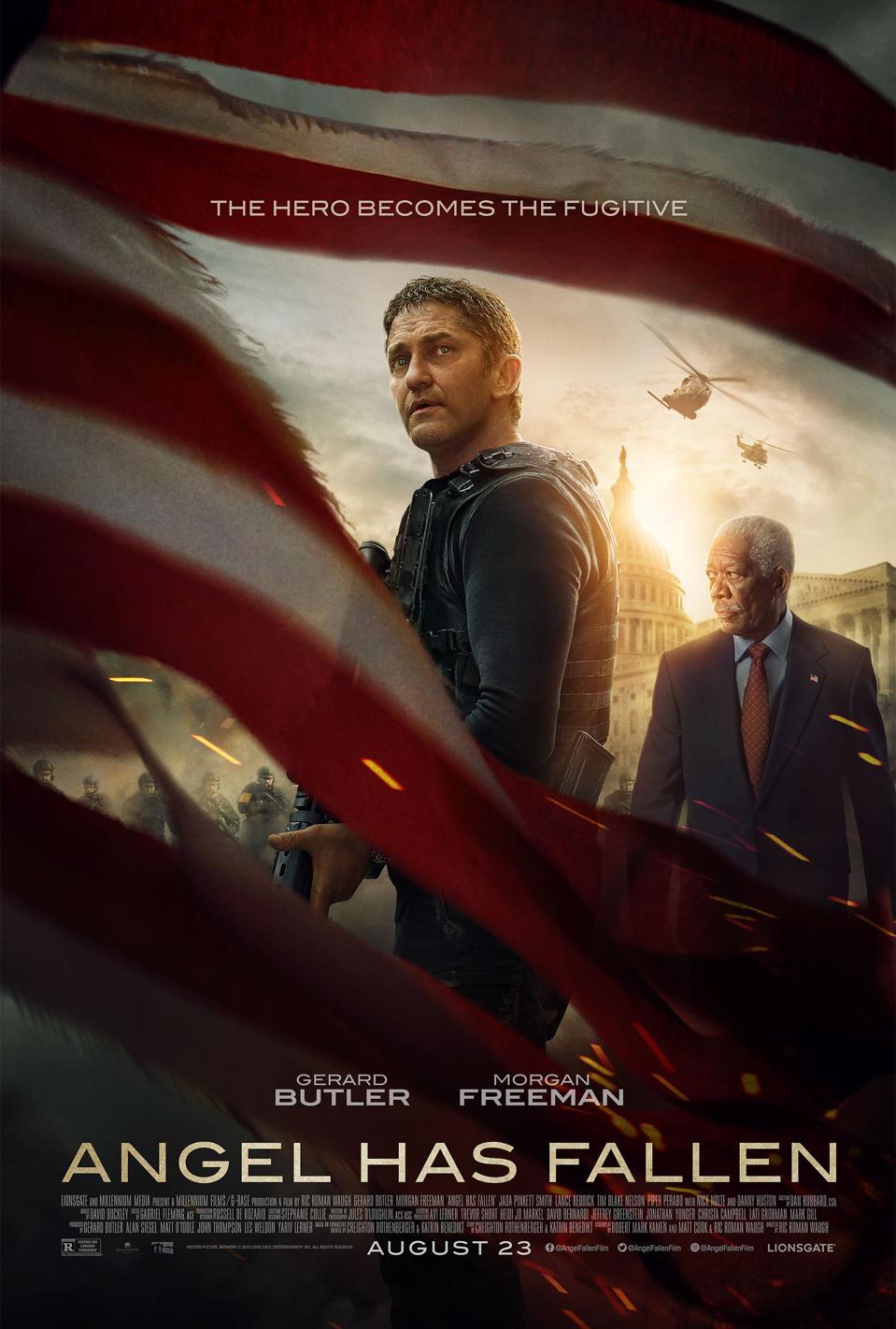 'Angel Has Fallen' Review: Better Politics, Deeper Characters Make For A Better Sequel