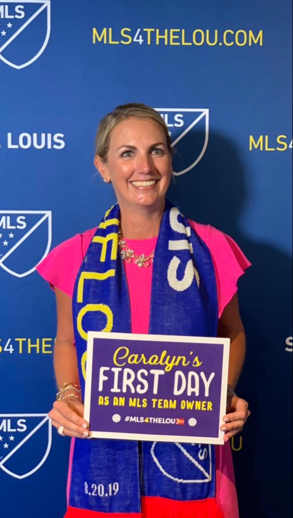 finest selection 7eba1 38ecd What The St. Louis MLS Franchise Can Learn From Vegas Golden ...