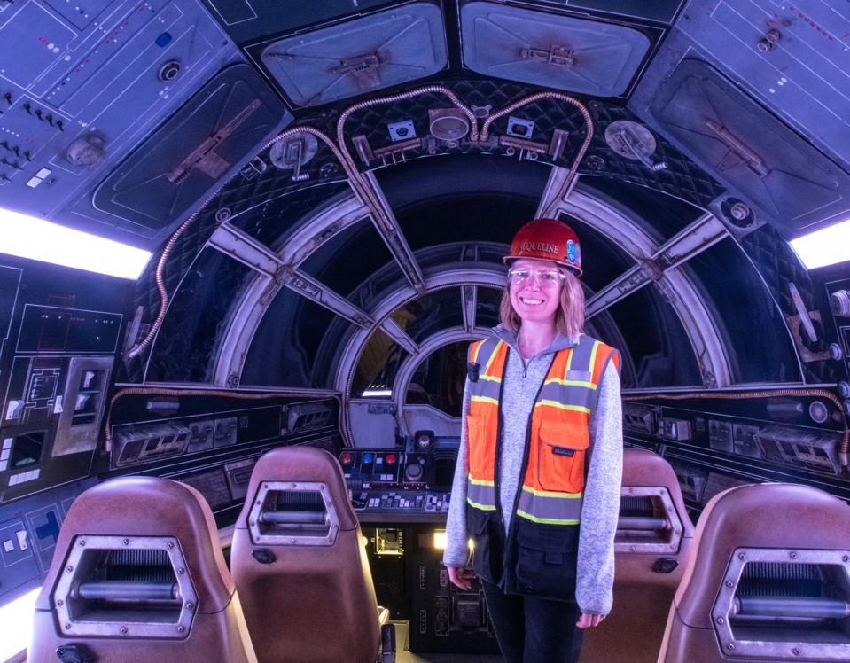 Walt Disney Imagineering producer Jacqueline King is the force behind the latest Star Wars attraction