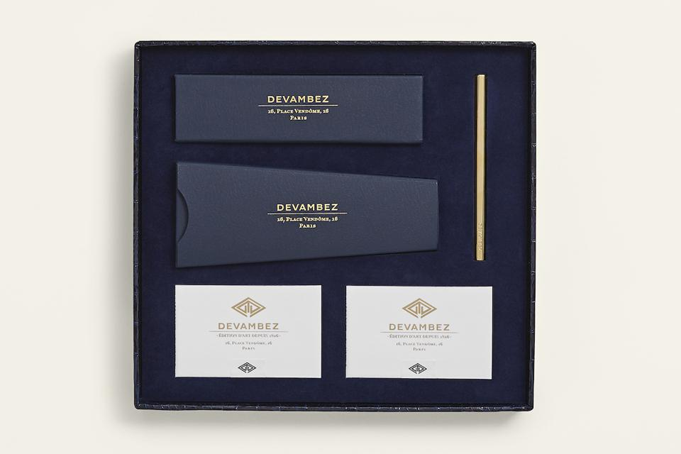 Devambez, Barneys New York, The High End, luxury cannabis
