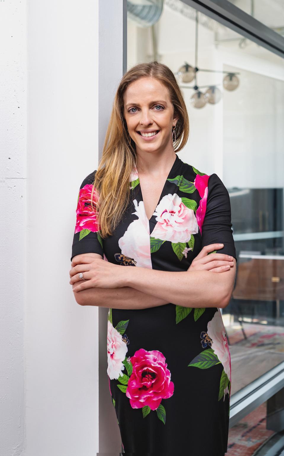 Allison Kopf, CEO of Artemis