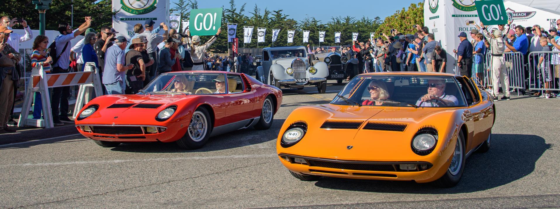 Monterey Car Week