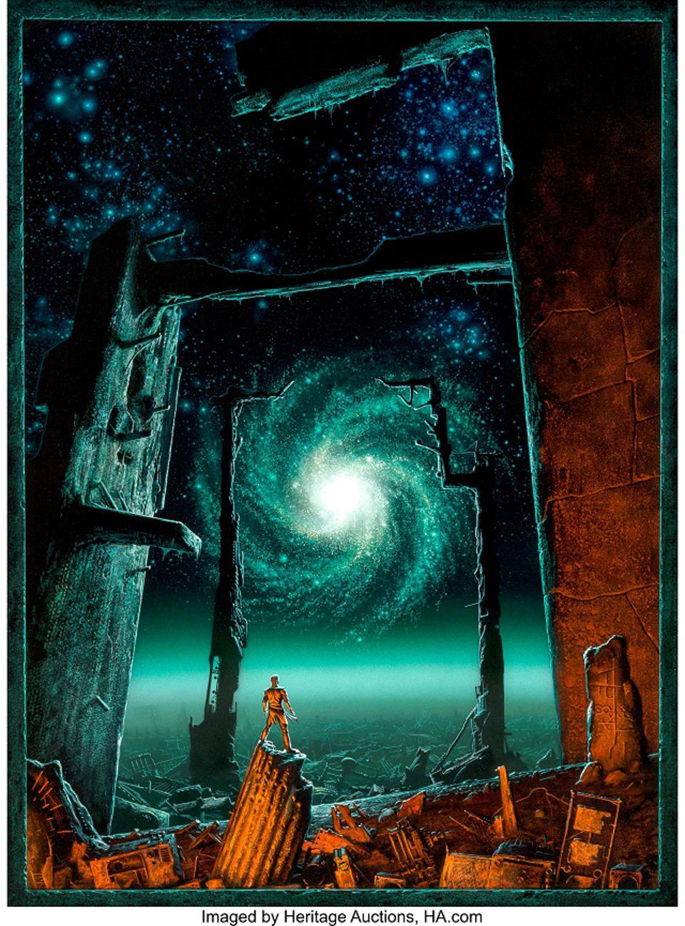 Michael Whelan art