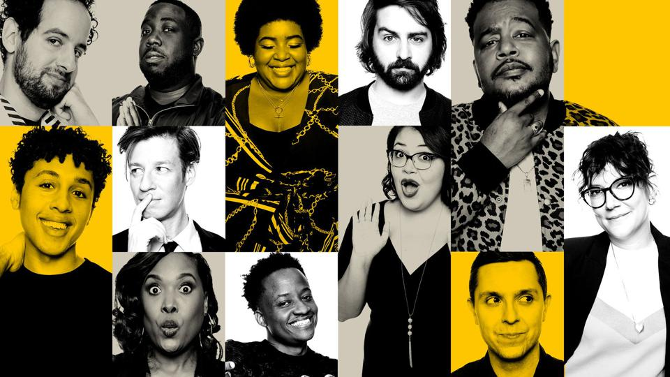 'Comedy Central Stand-Up Presents' scores one hell of a lineup.