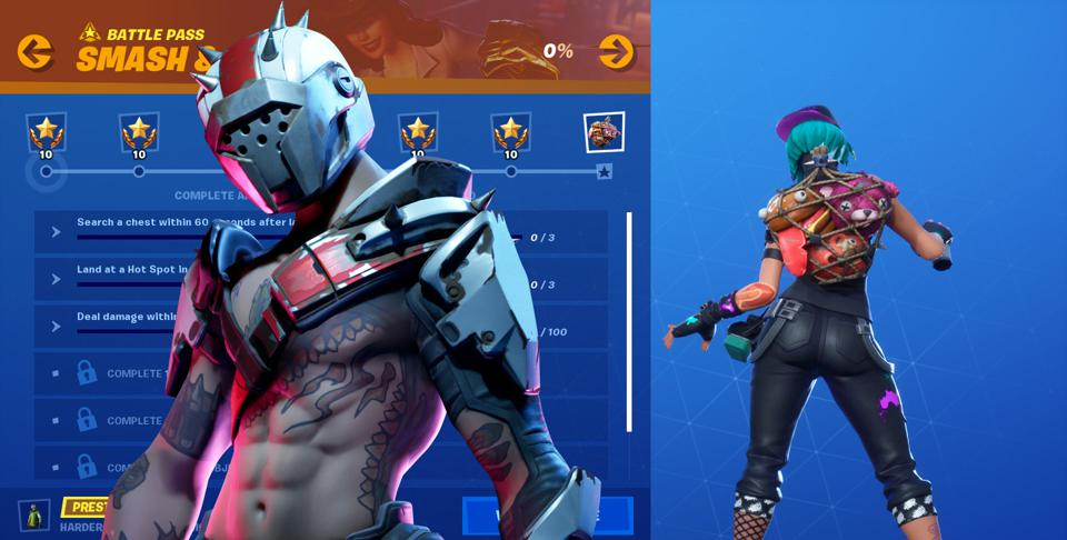 'Fortnite' Season 10, Week 4 Challenges Revealed And How To Solve Them