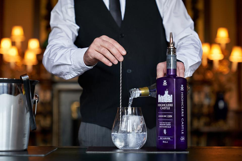 Highclere Castle Gin Mixologist