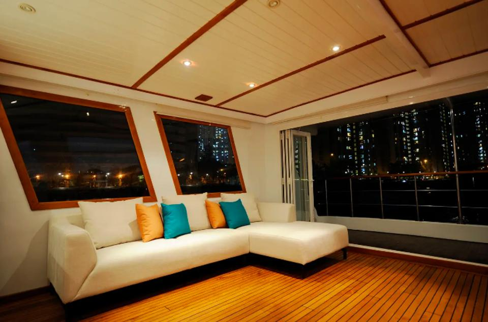Airbnb Houseboat near Soho East