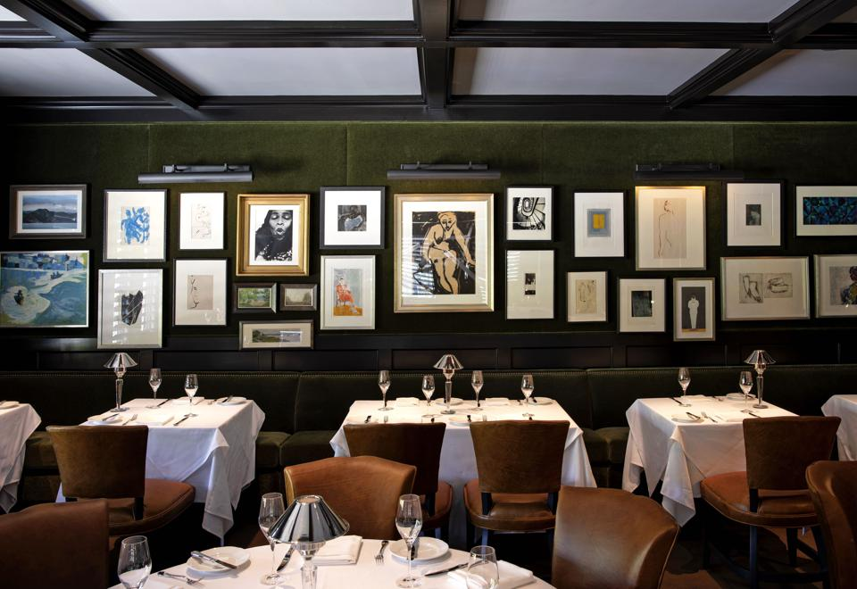 Get A Taste Of Hollywood Glam At Atherton S New Fine Dining