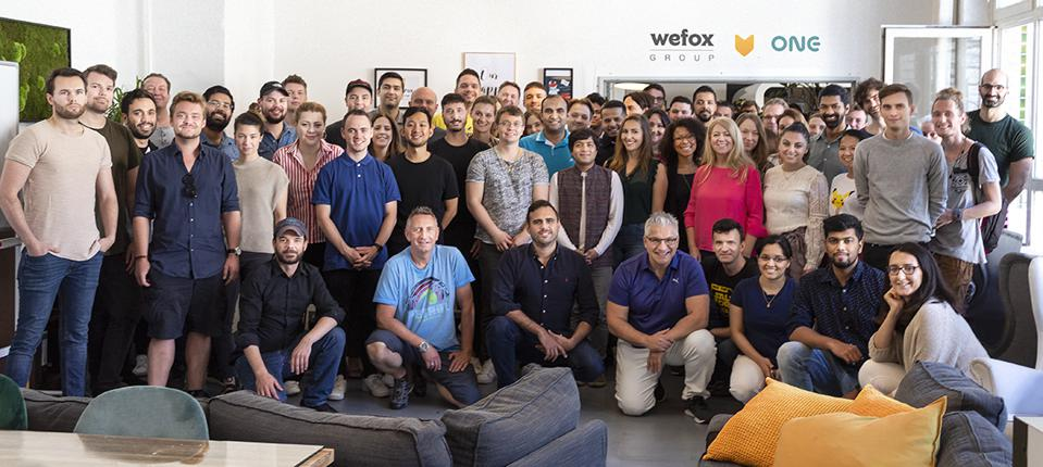wefox Group team