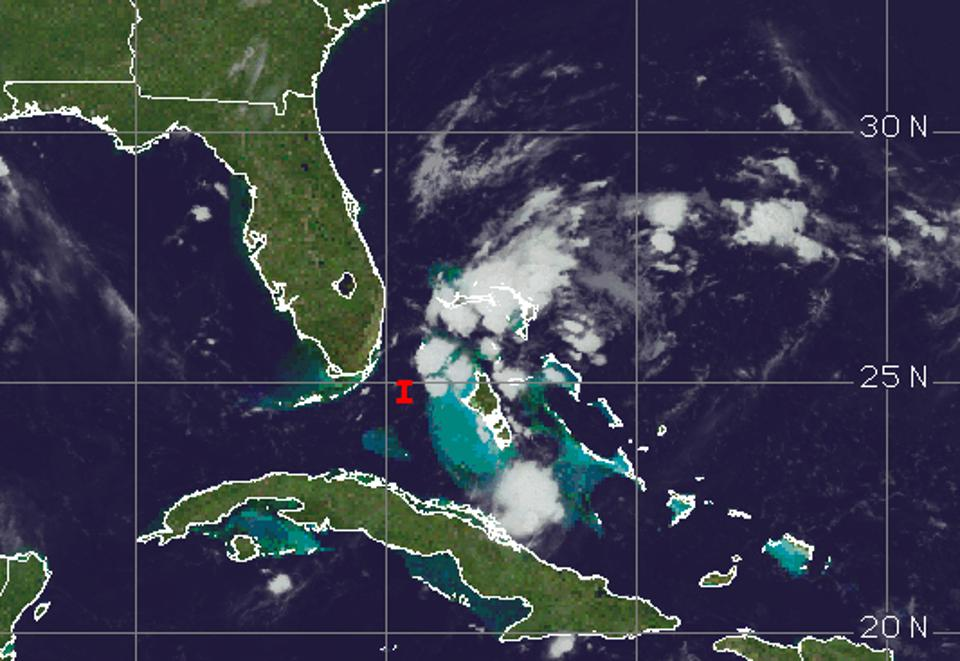A Tropical Depression May Form Within Days Off The U.S. Coast - Is Hurricane Season Awakening?