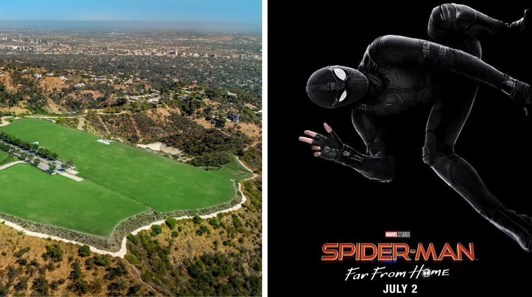 Spider-Man Sparks A Marvel-Sony Dispute; Y Combinator's Demo Days Deliver Tech's Biggest Trends; Why 157 Acres In Beverly Hills Just Sold For $100,000