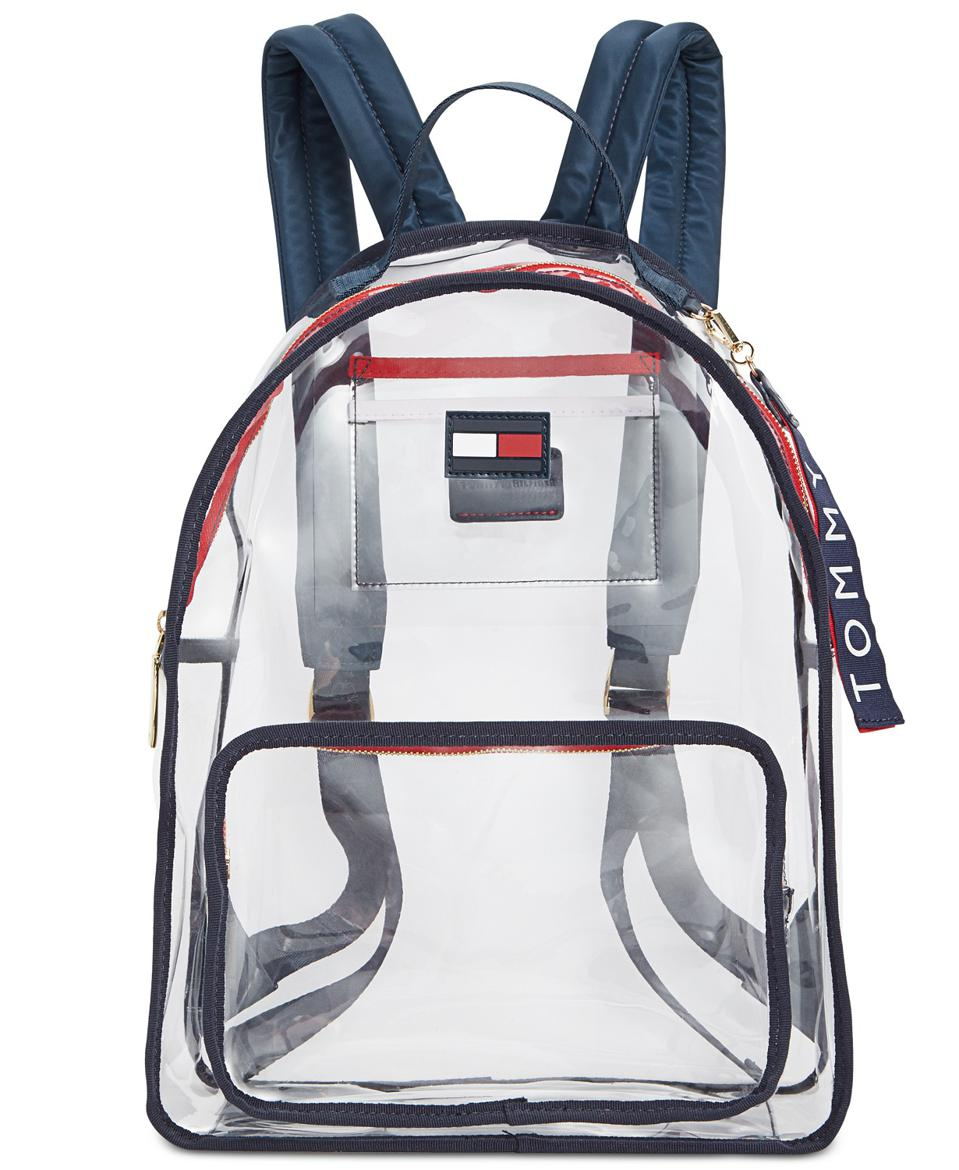 Tommy Hilfiger_Best Clear Backpacks_2019