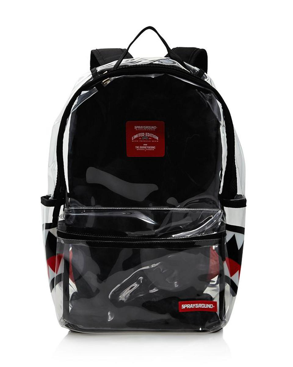 Sprayground_Best Clear Bags_2019
