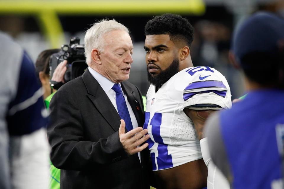 Jerry Jones And His Cowboys Keep Getting Away With 'Fooling' People, So This Is Typical