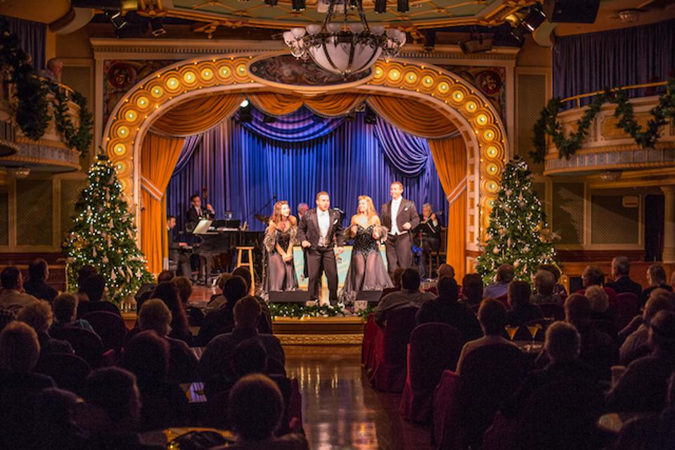A Christmas Show on American Duchess