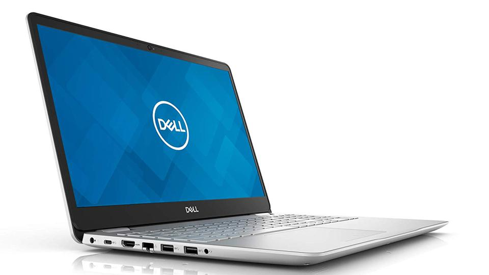 The Dell Inspiron 15 5584.