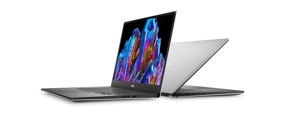 The New Dell XPS 15 7590.