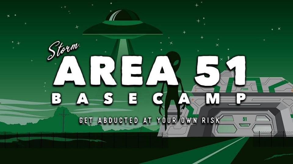 Who Is Going To Nevada's Area 51 In September?
