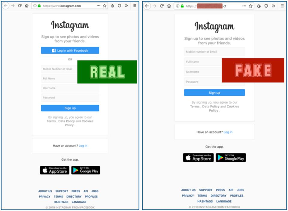 Instagram Security Warning: Millions At Risk From 'Believable' New Phishing  Attack